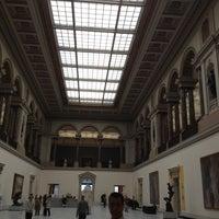 Photo taken at Koninklijke Musea voor Schone Kunsten van België / Musées royaux des Beaux-Arts de Belgique by Michael O. on 12/13/2012