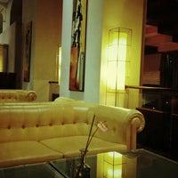 Das Foto wurde bei Sheraton Hannover Pelikan Hotel von Michael O. am 1/11/2013 aufgenommen