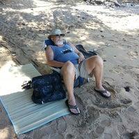 Photo taken at Waialea Bay by Betty L. on 2/24/2014