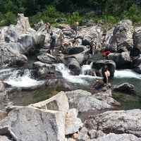 Photo taken at Johnson's Shut-Ins State Park by Betty L. on 6/24/2013