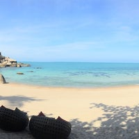 Photo taken at Sands at Banyan Tree by Patchara R. on 4/19/2015