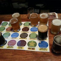 Photo taken at Marin Brewing Company by Harley C. on 6/28/2013