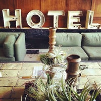 Photo taken at Ace Hotel Portland by Harley C. on 7/8/2013