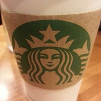 Photo taken at Starbucks by Harley C. on 3/20/2013