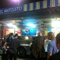 Photo taken at El Antojito by Salila T. on 4/28/2013
