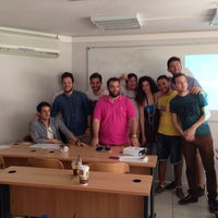 Photo taken at Thinkbiz HQ by Nikos P. on 6/14/2014