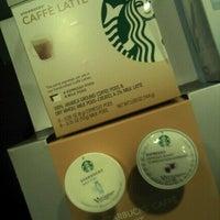 Photo taken at Starbucks by Juanelo F. on 10/29/2012