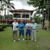 Photo taken at Camp Aguinaldo Golf Club by Bert A. on 4/2/2017