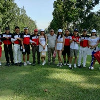 Photo taken at Camp Aguinaldo Golf Club by Bert A. on 2/23/2017