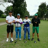 Photo taken at Camp Aguinaldo Golf Club by Bert A. on 2/21/2017