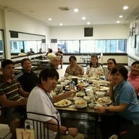 Photo taken at Yellow Fin Restaurant - Prime Square Branch by Bert A. on 1/15/2017