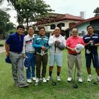 Photo taken at Camp Aguinaldo Golf Club by Bert A. on 2/25/2017