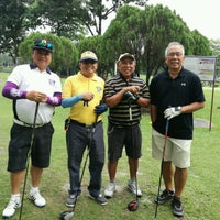 Photo taken at Camp Aguinaldo Golf Club by Bert A. on 2/4/2017