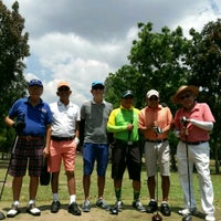 Photo taken at Camp Aguinaldo Golf Club by Bert A. on 3/26/2017