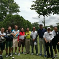 Photo taken at Camp Aguinaldo Golf Club by Bert A. on 4/6/2017