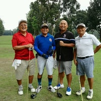 Photo taken at Camp Aguinaldo Golf Club by Bert A. on 2/6/2017