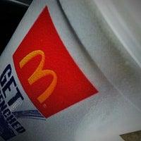 Photo taken at McDonald's by johnnyjupiter on 1/5/2013