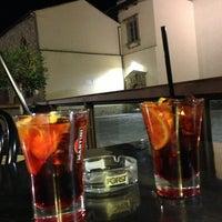 Das Foto wurde bei Cabiria Lounge Bar von Gabriele C. am 2/3/2013 aufgenommen