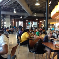Photo taken at Shafer Court Dining Center by Howard H. on 9/17/2012