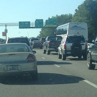 Photo taken at Malfunction Junction (I-20 & I-26) by Cindy S. on 4/12/2013