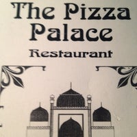 Photo taken at Pizza Palace by Cindy S. on 1/15/2013