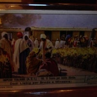Photo taken at Abyssinia Ethiopian & Eritrean Restaurant by Merlin C. on 12/18/2012