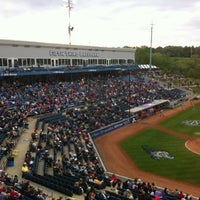 Photo taken at Fifth Third Ballpark by Christina H. on 6/6/2013