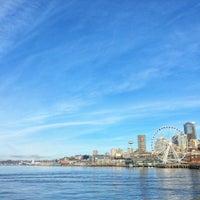 Photo taken at Bainbridge Island/Seattle Ferry by May S. on 12/31/2017