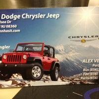 Photo taken at Vann Dodge-Chrysler-Jeep by Alex V. on 3/6/2013