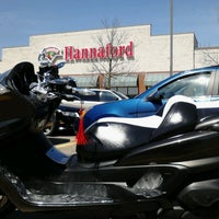 Photo taken at Hannaford Supermarket by Kevin M. on 4/15/2013