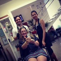 Photo taken at Marcelo Momm Coiffeur by Inês W. on 2/5/2014