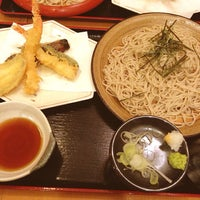 Photo taken at 酒処そば 信濃 西武所沢店 by atx 8. on 4/6/2014