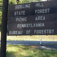 Photo taken at sideling hill state forest picnic area by Tom A. on 9/16/2014