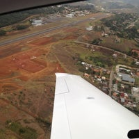 Photo taken at Juiz de Fora Airport / Serrinha (JDF) by Rodrigo B. on 9/23/2012