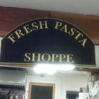 Photo taken at The Fresh Pasta Shoppe by Jodi L. on 10/29/2012