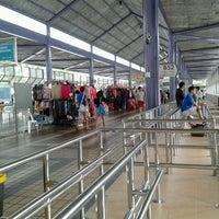 Photo taken at Yishun Temporary Bus Interchange by rYuK_oP s. on 1/27/2013