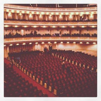 Photo taken at Carnegie Hall by Tobias on 10/10/2012