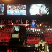 Photo taken at Empire Bar & Grill by Karl R. on 8/23/2013