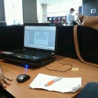 Foto tomada en Biblioteca Universidad Andrés Bello por Ingrid C. el 11/22/2012