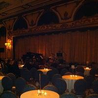 Photo taken at Fairmont Venetian Room by John G. on 12/10/2012