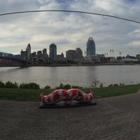 Photo taken at George Rogers Clark Park by Liam M. on 6/28/2015