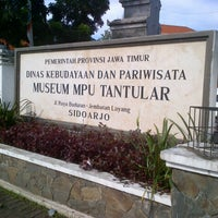 Photo taken at Museum Mpu Tantular by rachma e. on 3/11/2013