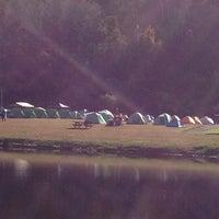 Photo taken at Veterans Memorial Park by Jack N. on 10/26/2013