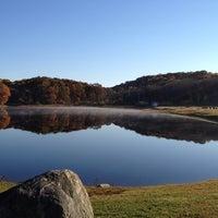 Photo taken at Veterans Memorial Park by Jack N. on 10/21/2013