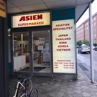 Photo taken at Asien Supermarket by Peter H. on 9/9/2017