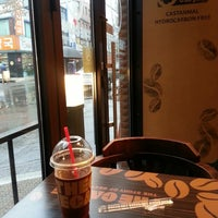 Photo taken at The caffe 더 카페 by Ssong on 3/3/2015