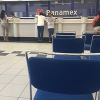 Photo taken at Banamex by Mario H. on 4/15/2016