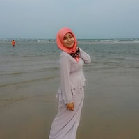 Photo taken at Cherating by Amoy Z. on 7/30/2014