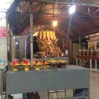 Photo taken at Shrine of Lord Shiva by Oathaikrub ร. on 6/16/2014