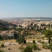Photo taken at Mirador del castillo by Jose Manuel S. on 8/24/2013